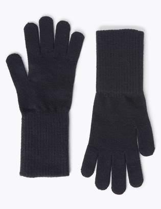Marks and Spencer Knitted Gloves