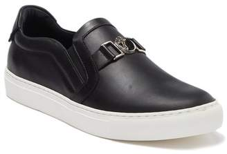a4e9615ab87 Versace Metal Coin Slip-On Sneaker