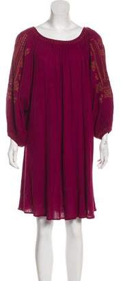Antik Batik Pally Embroidered Dress w/ Tags