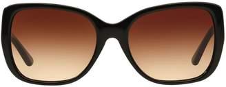 Tory Burch 55MM Rectangular Sunglasses
