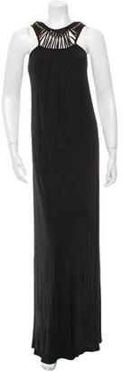 Alice by Temperley Beaded-Embellished Maxi Dress w/ Tags $85 thestylecure.com