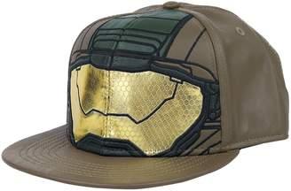 Bioworld Halo Master Chief PU Faux Leather Snapback Hat