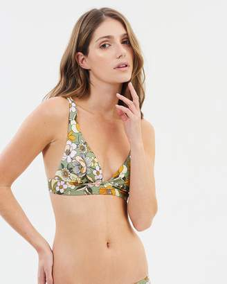 Billabong Caravan Elongated Tri Bikini Top