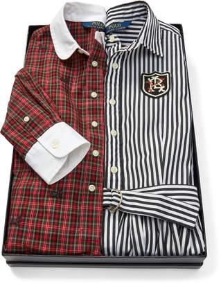 Ralph Lauren Shirtdress 2-Piece Gift Set