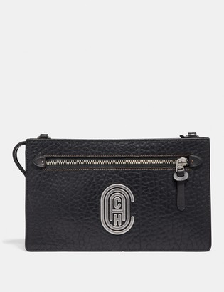 Coach Rivington Convertible Pouch With Patch