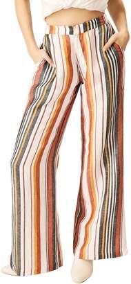 STONE ROW Hook It Up Stripe Pants