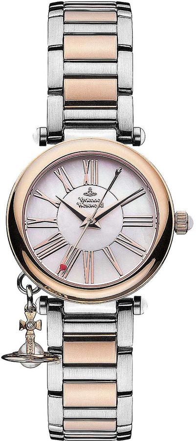 Vivienne WestwoodVivienne Westwood VV006PRSSL Mother Orb silver watch