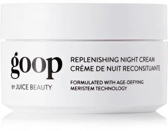 goop - Replenishing Night Cream, 50ml - one size