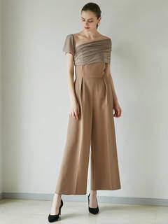 LAGUNAMOON (ラグナムーン) - LADYエスパンディラップパンツドレス