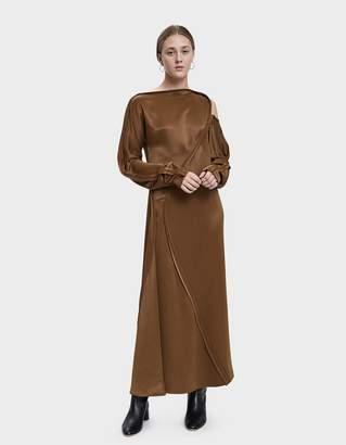Jil Sander Funny Seamed Dress