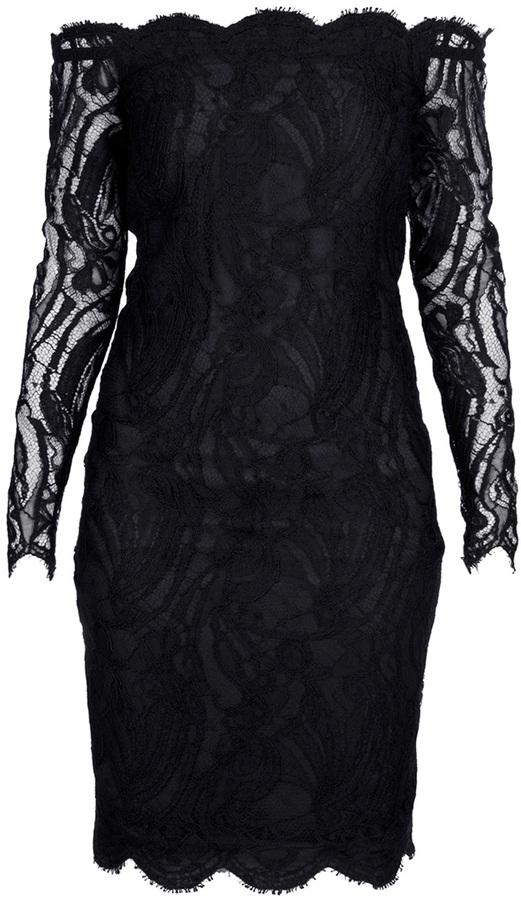 Emilio Pucci Lace bustier dress