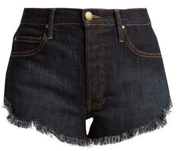 The Cut Off raw-hem denim shorts