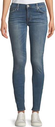 Hudson Krista Super Skinny Faded Jeans