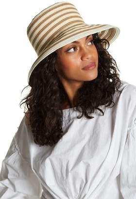 Caslon Striped Sun Hat