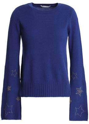 Autumn Cashmere Studded Cashmere Sweater