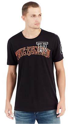 True Religion MENS VARSITY LOGO TEE