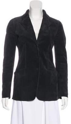 Gucci Casual Suede Jacket