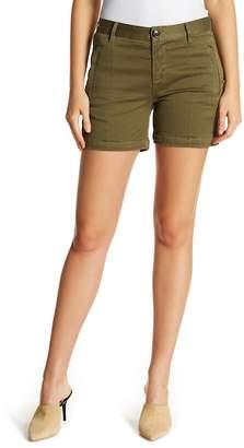 Frame Le Cuffed Chino Shorts