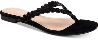 BCBGeneration Gabriela Braided Flat Sandals Women's Shoes