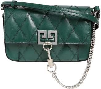 Givenchy Mini Pocket Quilted Leather Shoulder Bag