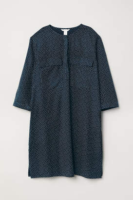 H&M Shirt Dress - Blue