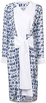 Loewe TS shirt dress