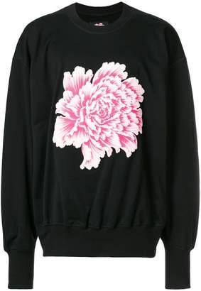 Y-3 Sport Y3 Sport Y-3 x James Harden floral print sweatshirt