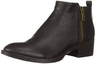 Kenneth Cole New York Women's Levon Dual Side Zip Ankle Bootie Boot