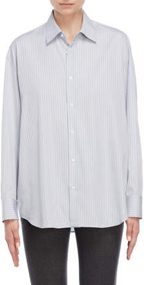 Jil Sander Striped Long Sleeve Shirt