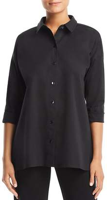 Eileen Fisher Classic Tunic Shirt