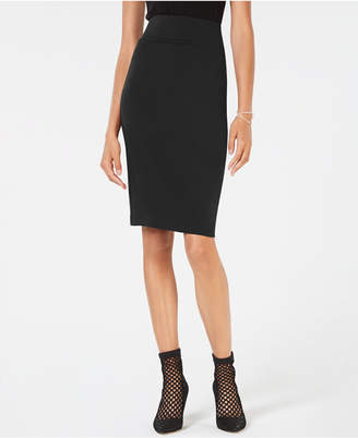 INC International Concepts I.n.c. Ponte Pencil Skirt