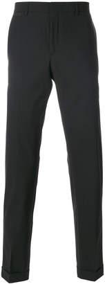 Prada slim-fit tailored trousers