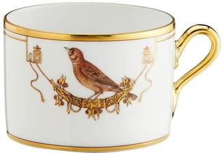 Richard Ginori 1735 Volière Le Bruat Teacup