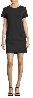 Polo Ralph Lauren Ponte Shift Dress $245 thestylecure.com