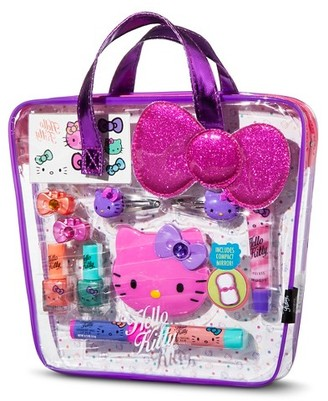 Hello Kitty Assorted Hello Kitty/Paw Patrol Cosmetic Set $12.99 thestylecure.com