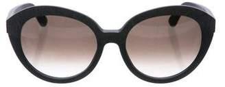 Etro Gradient Oversize Sunglasses