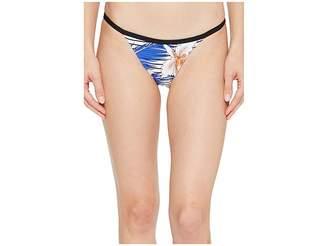 Rip Curl Hot Shot Banded Bikini Bottom Women's Swimwear