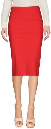 Patrizia Pepe 3/4 length skirts - Item 35353180SB