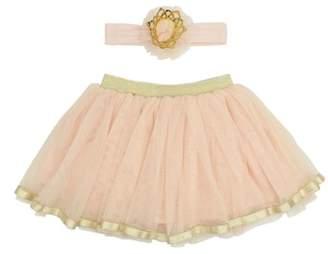 Popatu Tutu Skirt & Headband Set