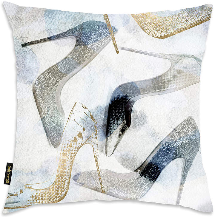 Bianca Velvet Throw Pillow