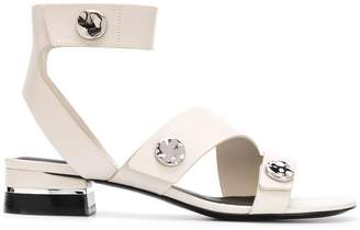 3.1 Phillip Lim Drum sandals with rivets