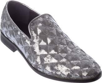 7bed33ab03f0 Shoes Picker sparko15 Mens Slip-On Fashion-Loafer Sparkling-Glitter Dress- Shoes