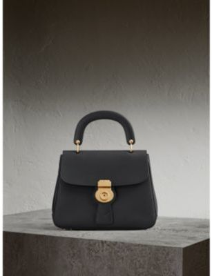 Burberry The Medium DK88 Top Handle Bag $2,495 thestylecure.com