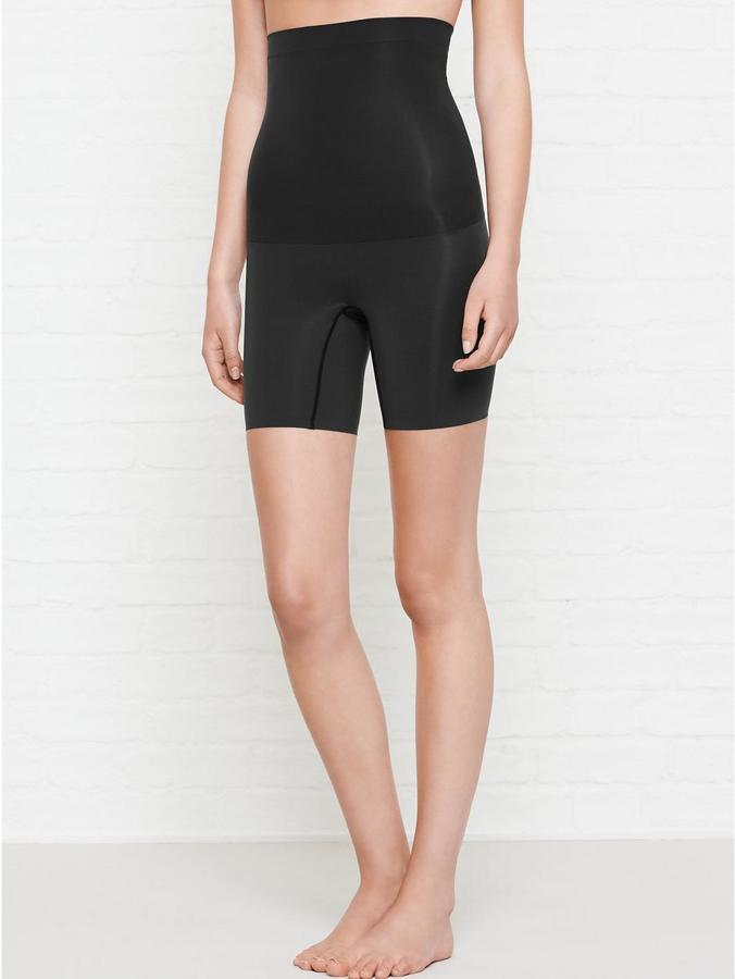 Spanx Thinstincts High-Waisted Mid-Thigh Short Brief