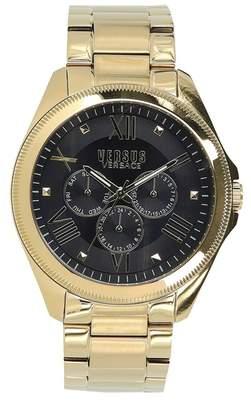 Versace Women's Elmont Multi-Function Analog Quartz Bracelet Watch, 44mm