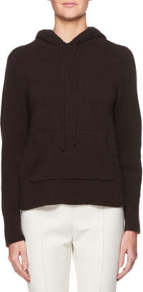 The Row Hooded Cashmere Sweatshirt