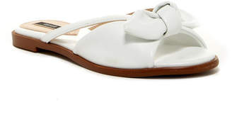Kensie Major Slide Sandal $59 thestylecure.com