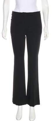 Givenchy Mid-Rise Wide-Leg Pants