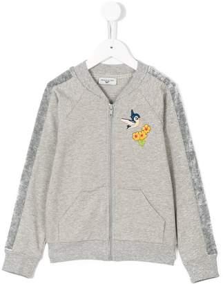 MonnaLisa snow white sweatshirt