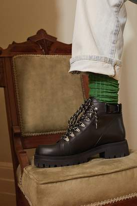 Urban Outfitters Mia Treaded Hiker Boot